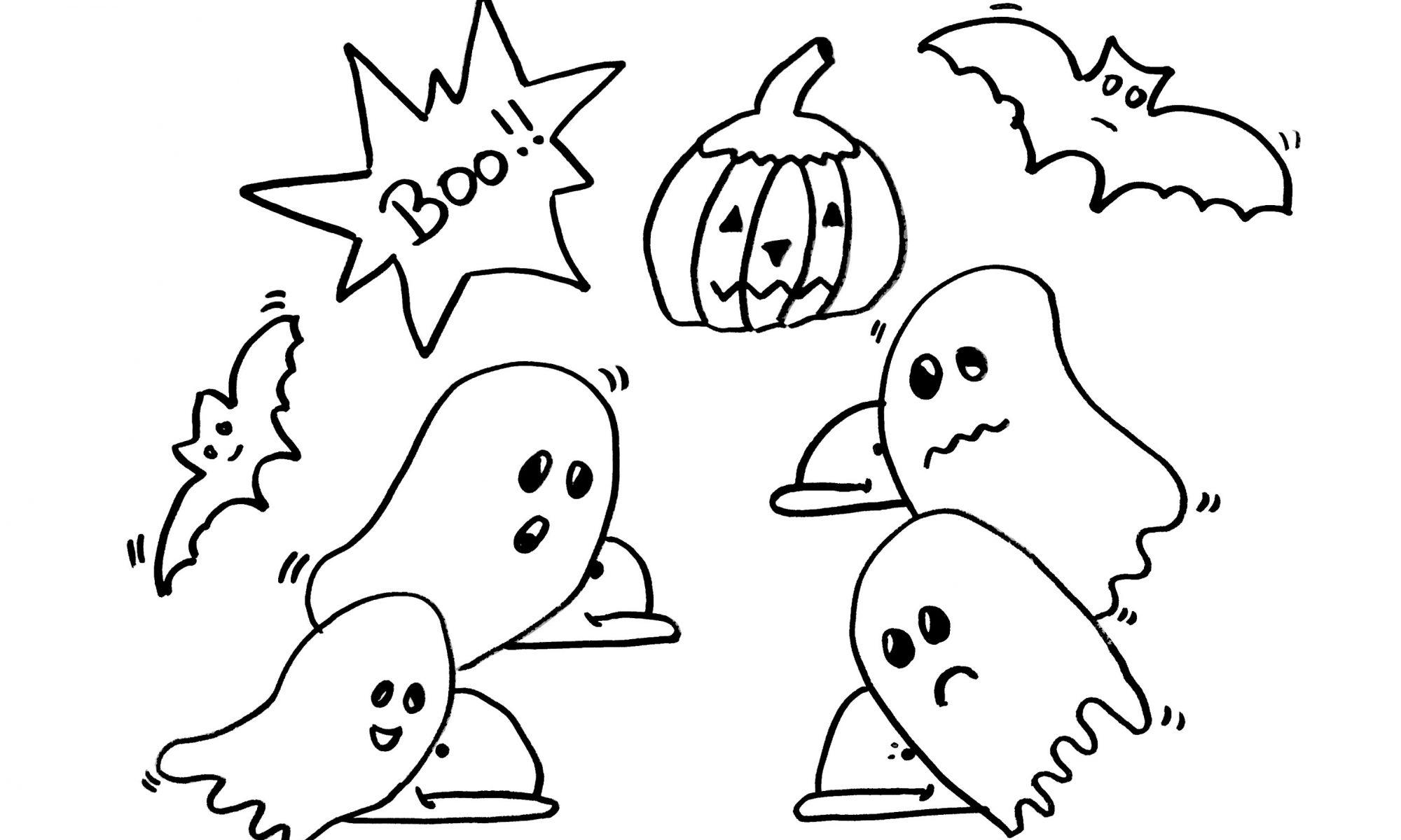 Gratis Kleurplaten Halloween.Halloween Wabbie De Walvis